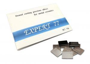歯科用金属 陶材焼付用合金 エキスパート77