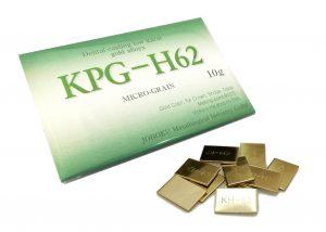 歯科用金属 白金加金合金 KPG-H62