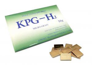 歯科用金属 白金加金合金 KPG-H2