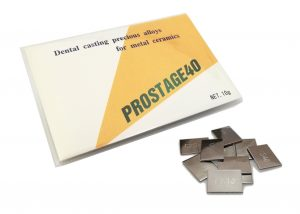 歯科用金属 陶材焼付用合金 プロステージ40